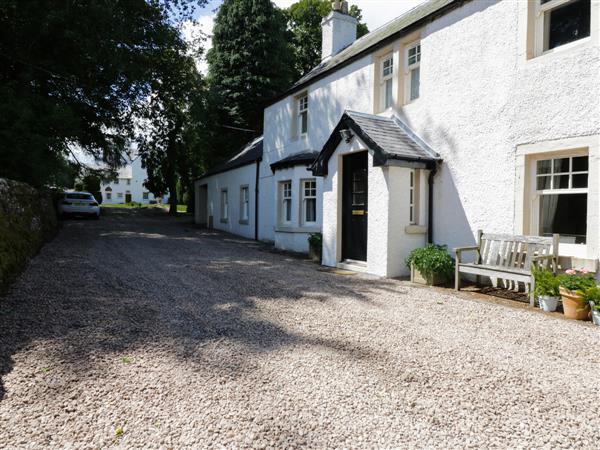Bannatyne Lodge, Newtyle near Kirriemuir