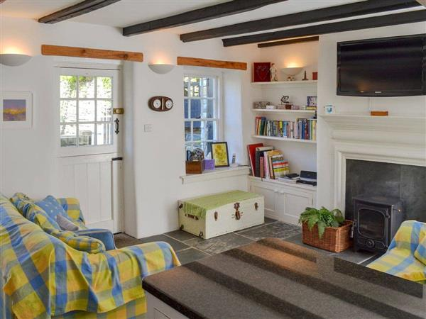 Bar Cottage in Cornwall
