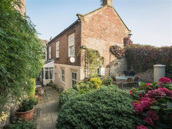 Barbican Cottage in North Yorkshire