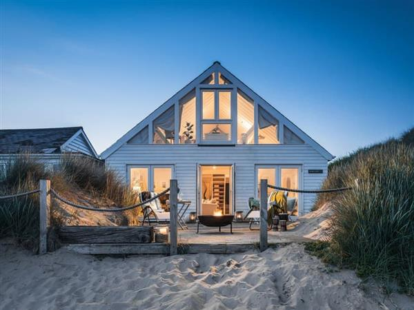 Barefoot Beach House in East Sussex