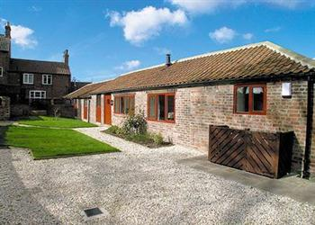 Barff House Farm Cottage in North Yorkshire