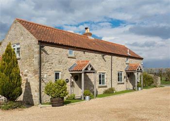 Barley Cottage in North Yorkshire