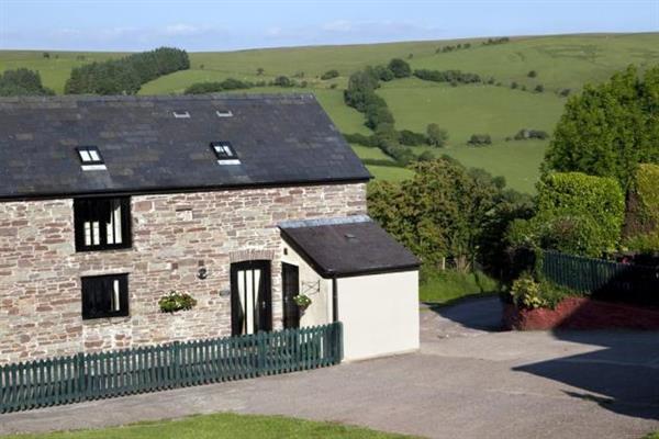 Barley Store Llanilid Un in Powys
