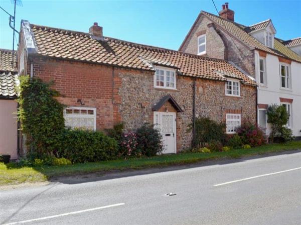 Barmstone Cottage in Norfolk