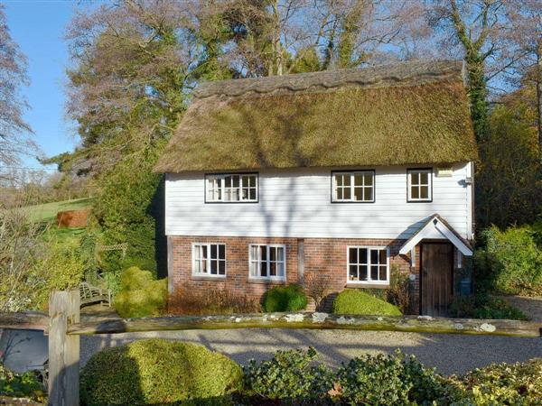Barn Cottage in East Sussex
