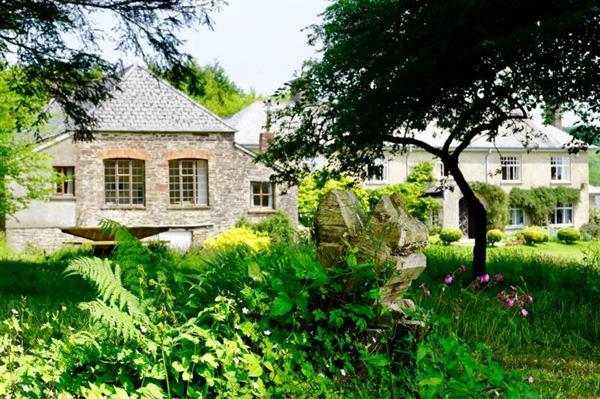 Barn Cottage in Brayford, Devon