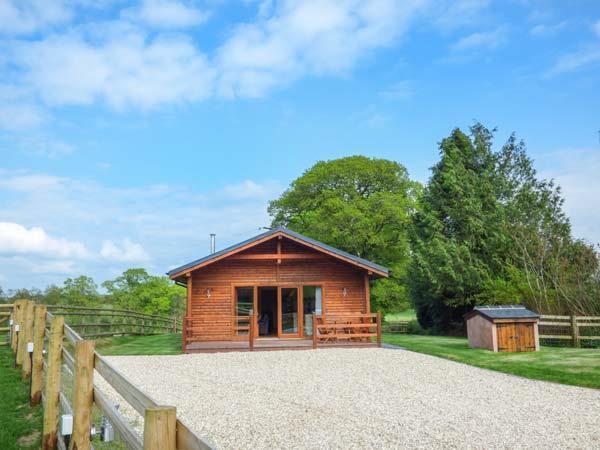 Barn Shelley Lodge in Devon
