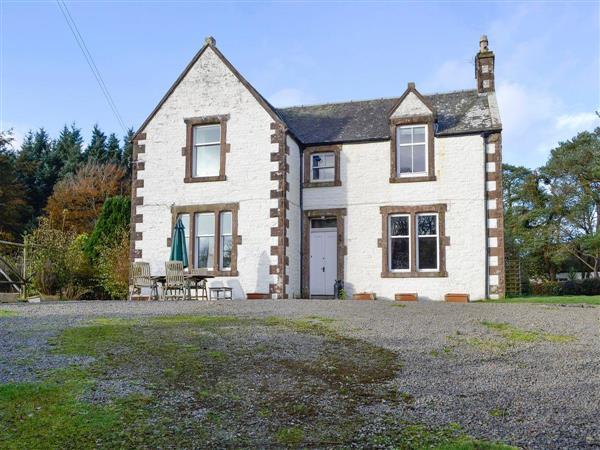 Barncrosh - The Farmhouse in Kirkcudbrightshire
