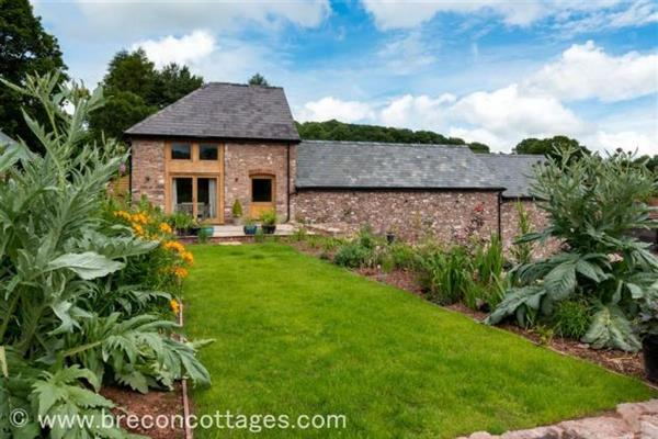 Barnfield Cottage in Powys