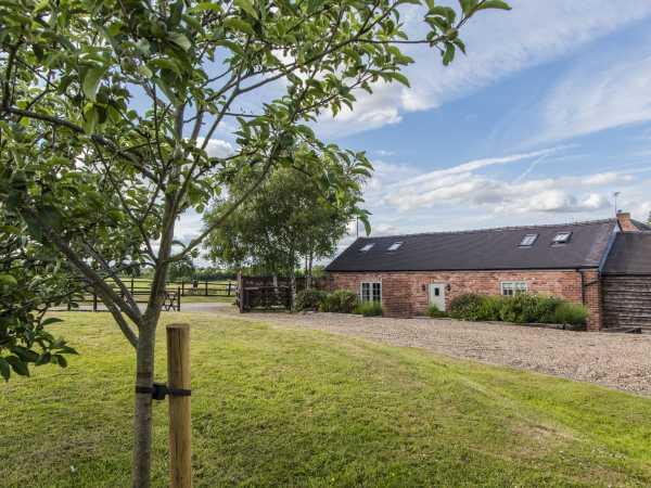 Barnfields Holiday Cottage in Staffordshire