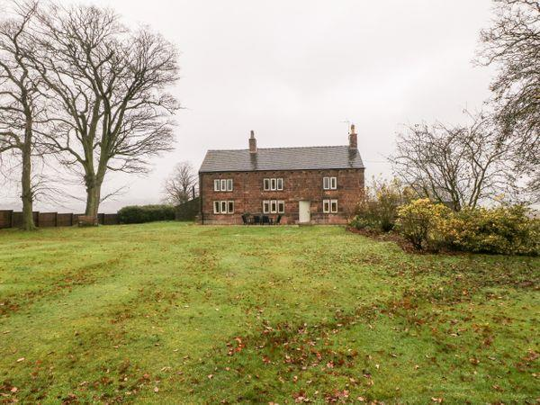 Barns Lea Farmhouse in Staffordshire