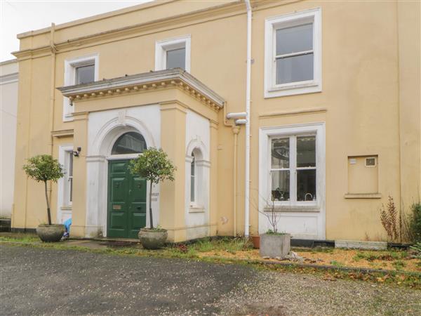 Barnsley House in Teignmouth, Devon
