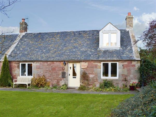 Barnyards Cottage in East Lothian