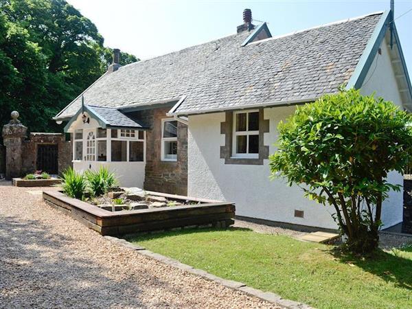 Baron Cliff Lodge, Dumbartonshire