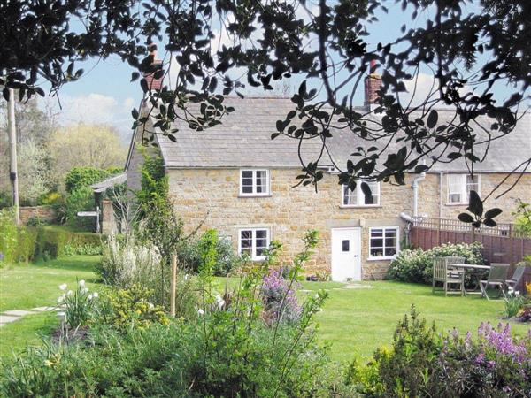 Barters Cottage in Dorset