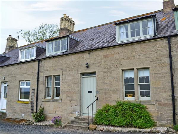 Bartlehill Farm Cottage in Berwickshire