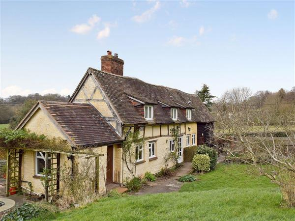 Barton Cottage in Worcestershire