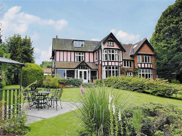 Barton House in Norfolk