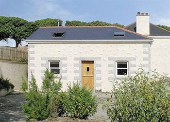 Basil Cottage in Cornwall