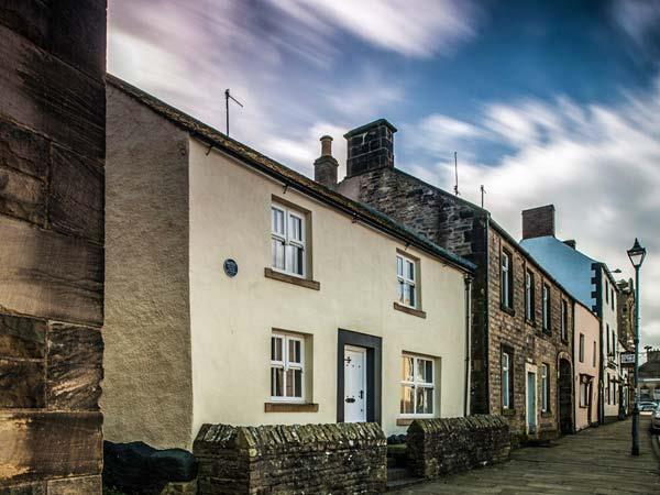 Bastle House in Haltwhistle near Hadrian's Wall, Northumberland