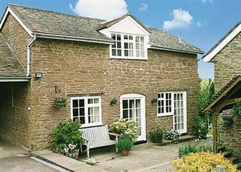 Batchfields Cottage in Worcestershire