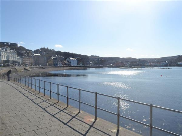 Bay View Apartment, Oban, Argyll