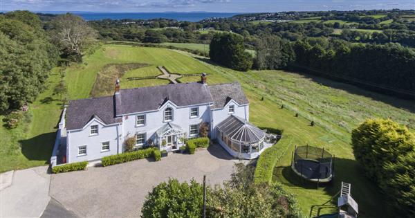 Bay View House in Saundersfoot