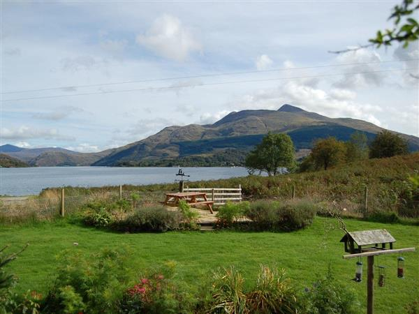 Bays and Bens Holidays - Loch Etive View, Taynuilt, near Oban, Argyll and Bute