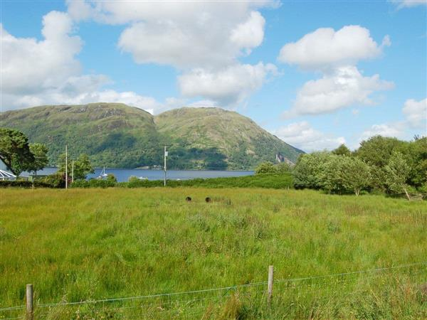 Bays and Bens Holidays - Mountain View, Taynuilt, near Oban, Argyll and Bute