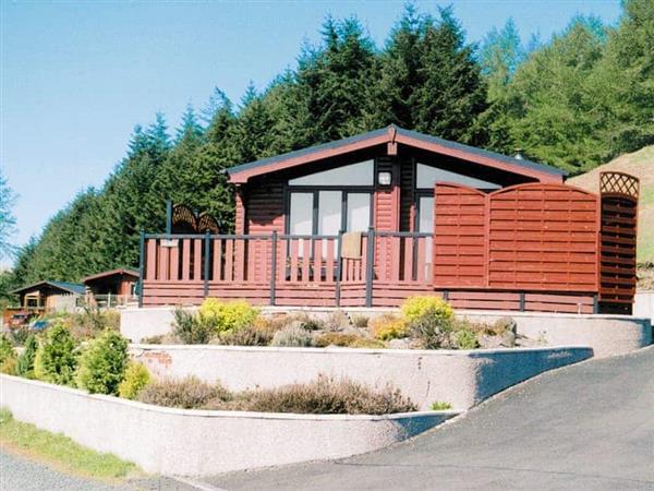 Bea Lodge in Clackmannanshire