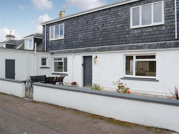 Beach Cottage in Morayshire