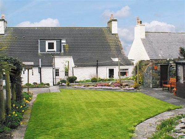 Beach Cottage in Wigtownshire