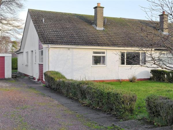 Beach Lane Cottage in Morayshire