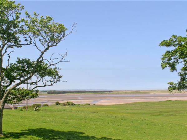 Beach View in Northumberland