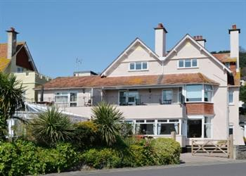 Beach View Suites - The Penthouse in Minehead, Somerset