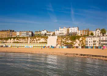 Beach Walk in Kent
