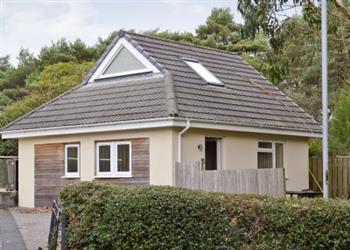 Beachaven Lodge in Cornwall