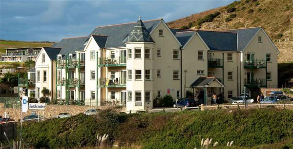 Beachcombers Apartment 31 in Cornwall