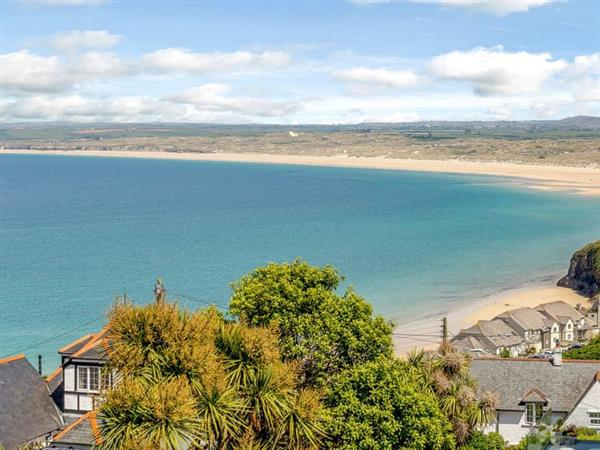 Beachcroft in Carbis Bay, near St Ives, Cornwall