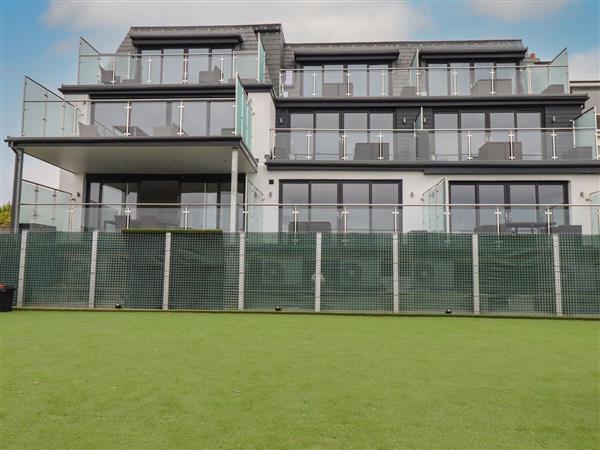 Beachview Apartment 5 in Cornwall