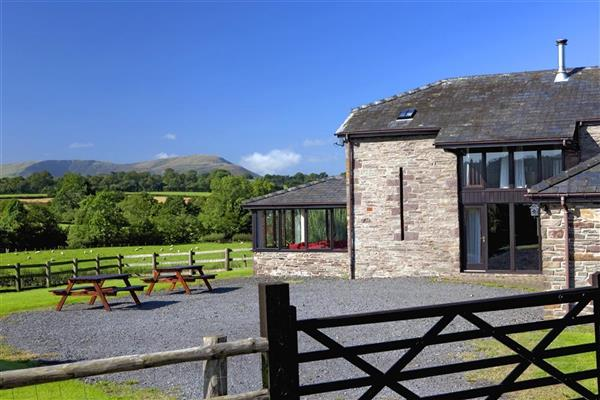 Beacons Lodge in Brecon Town, Powys