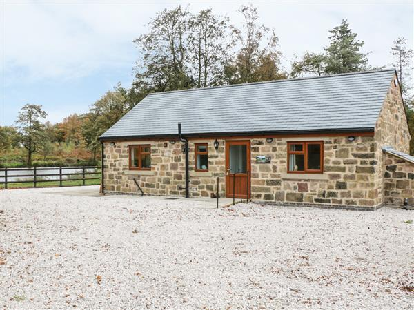 Bear Lake Lodge in Derbyshire