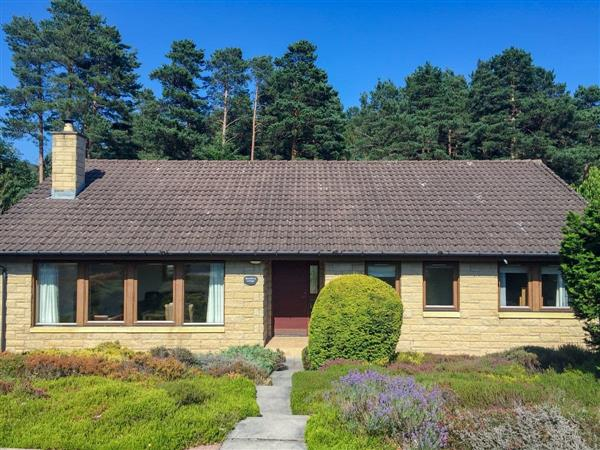 Bearberry Cottage in Aberdeenshire