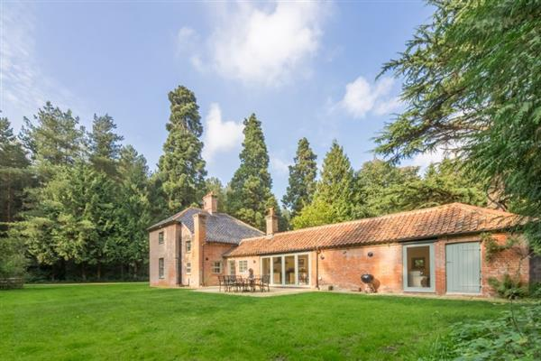 Bear's Cottage in Norfolk