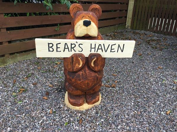 Bears Haven in Aberdeenshire