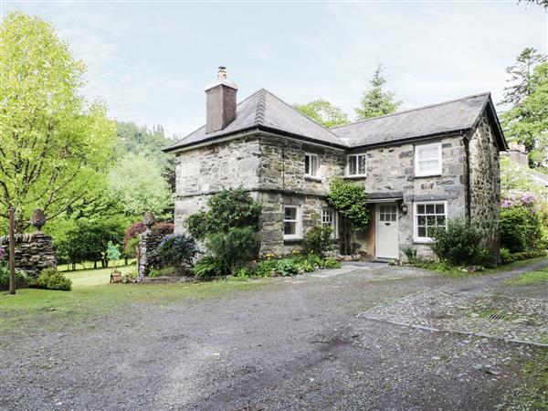 Beaver Grove Cottage in Gwynedd