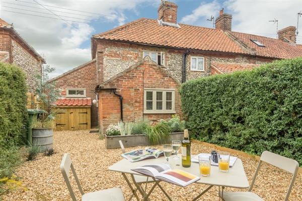 Beck Cottage in Norfolk
