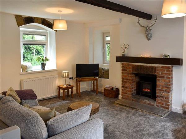 Beckside Cottage in West Yorkshire