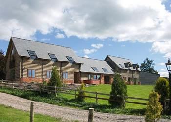 Bedw Barn in Powys
