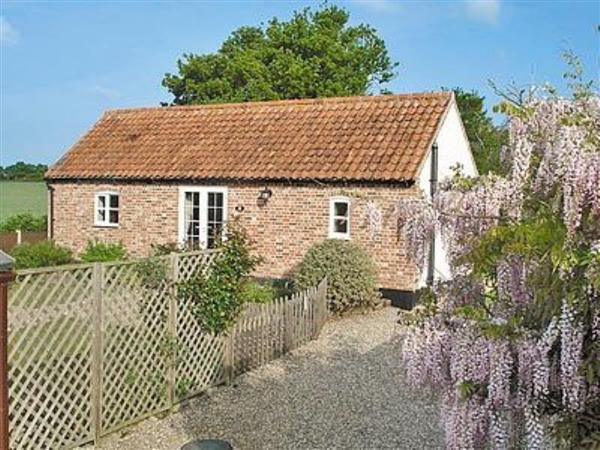 Bee keepers Cottage in Norfolk